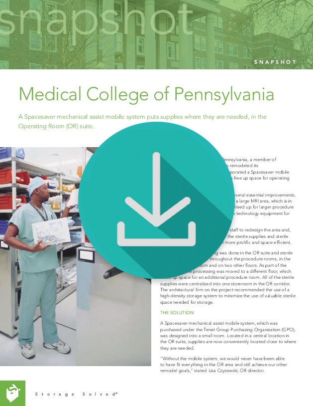 Free Download Case Study Medical College of Pennsylvania