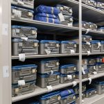 healthcare surgical storage systems