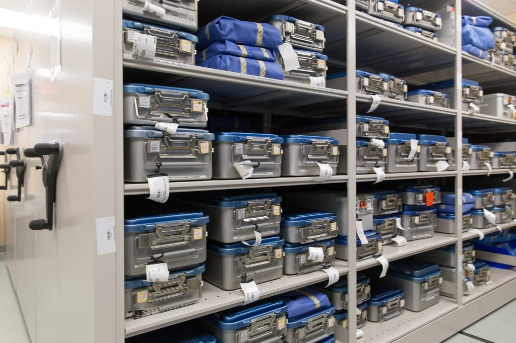 Healthcare Surgical Kit Storage Solutions