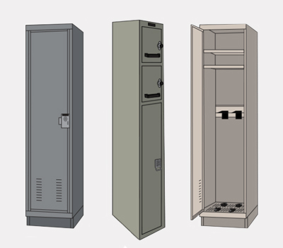 Healthcare Storage Products - Fast Response Secure Locker