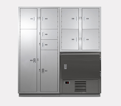 Healthcare Storage Products - Refrigerated Evidence Storage Locker