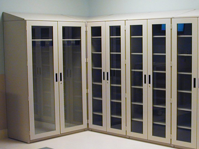 Secure Storage Locker and Cabinet Solutions for the Healthcare Market