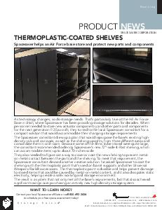 Free Download: Thermoplastic-Coated Shelving