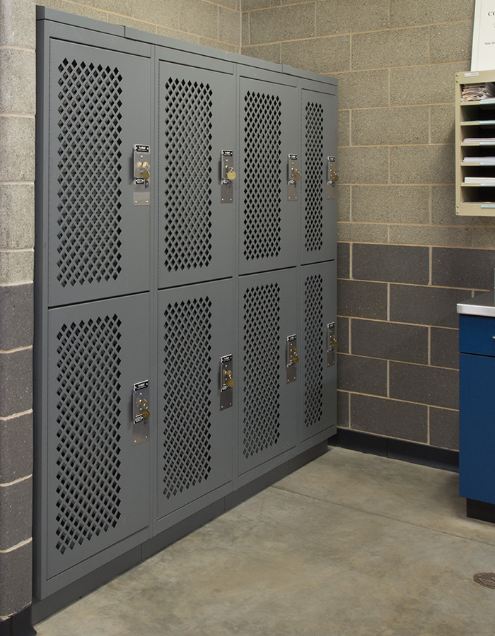 Police Station Personal Property Storage