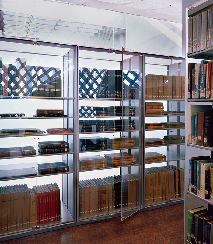 Rare Book Collection Secure Storage Options