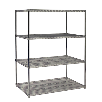 Metal Shelving Storage Customizable with Accessories