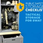 Public Safety Storage Checklist: Tactical Storage for SWAT