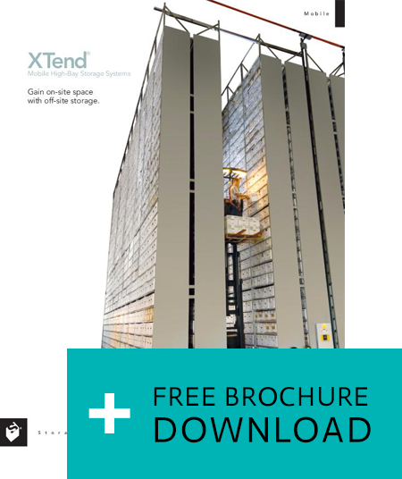 Free Download of XTend High-bay Storage System Brochure