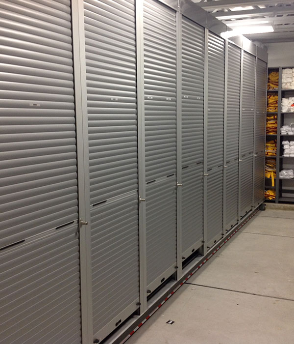 Secure Athletic Equipment Storage Solutions