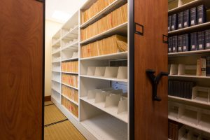 archival collections storage