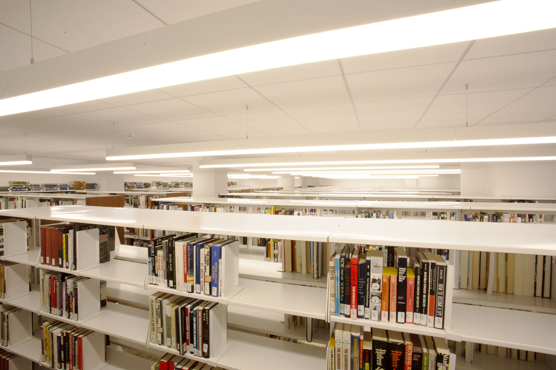 library shelving storage solutions