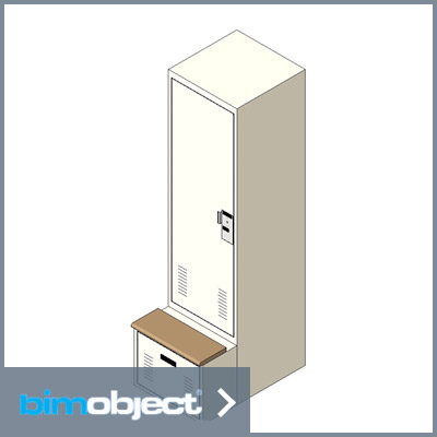Locker BIMobject Download