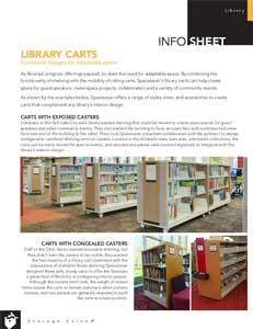 Info Sheet Download Library Carts