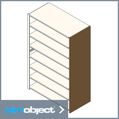BIM Objects for Revit | Spacesaver Corporation