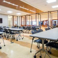 Campus Collaborative workspaces