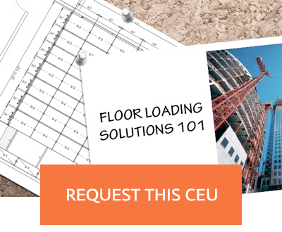 CEU Request - Floor Loading Solutions 101