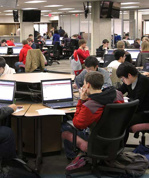 College Academic Collaboration Areas