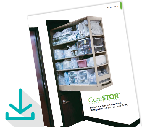 Download brochure CoreSTOR
