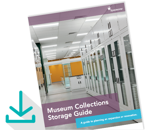 Download Brochure Museum Collection Storage Guide