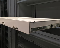 Preservation Cabinet - Full Extension Drawers