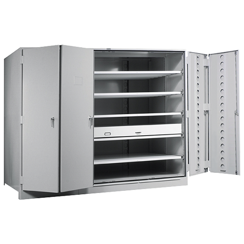 Museum Storage Cabinets | Spacesaver Corporation