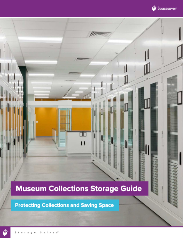 Download Museum Collection Storage Guide