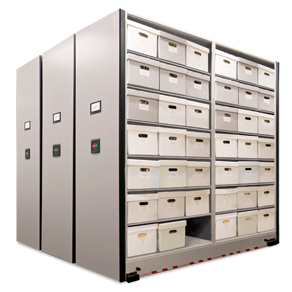 standard high-density mobile storage