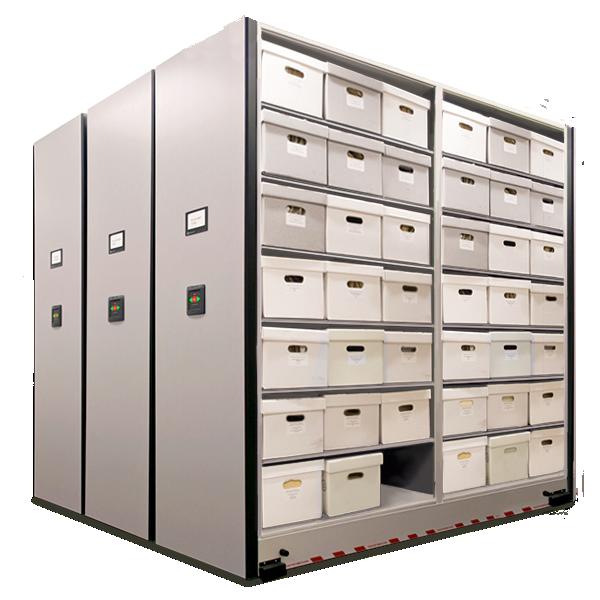 standard high-density mobile storage