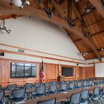 public safety community meeting room