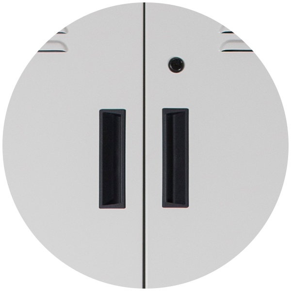 cabinet shelving key lock