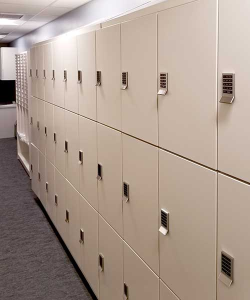 campus medial personal storage