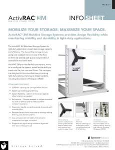 download ActivRAC 3 info sheet