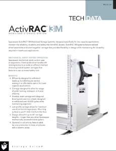 download ActivRAC 3 Tech Data