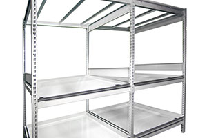 high quality indoor grow shelving