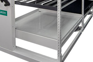 indoor farming heavy-duty storage pallet racking