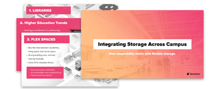 aia integrating storage across campus sneak peak