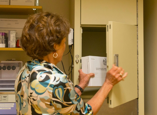 er medical evidence locker