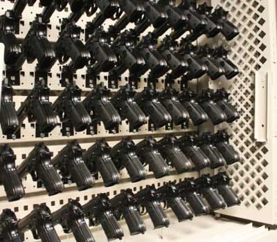 secure weapon storage solutions