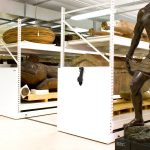 storing extra-large museum collections
