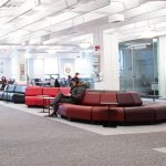 campus libraries social distancing space planning