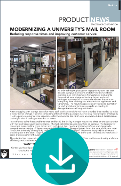 download university mail room story