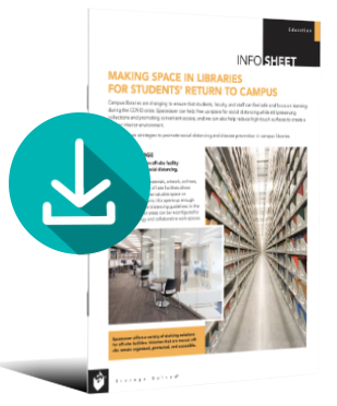 download campus library social distance planning