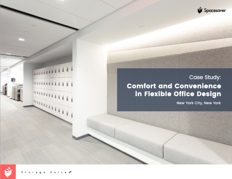 Download Comfort and Convenience in Flexible Office Design Case Study