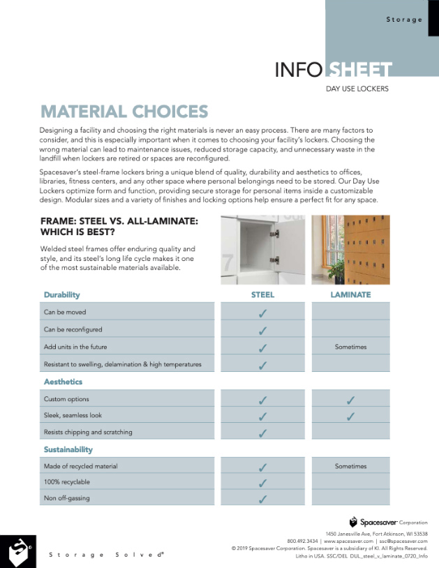 download Material Choice Info Sheet