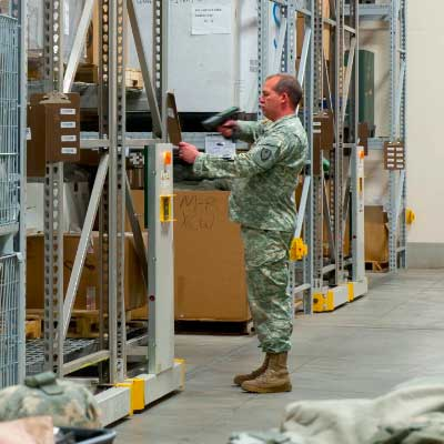 military storage solutions spacesaver solutions