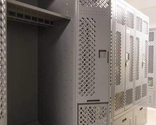 military tactical gear lockers
