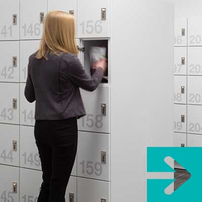 spacesaver day use lockers secure personal storage