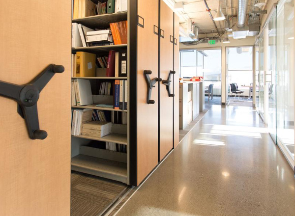 workplace storage spacesaver systems