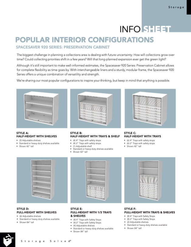 download popular interior configurations