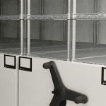 cold storage moveable shleving systems